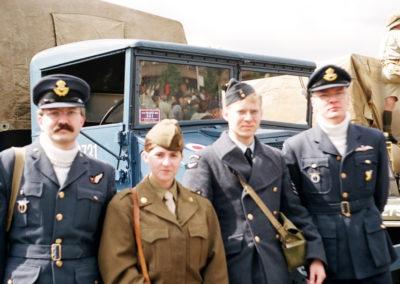 Oslavy konce války v Evropě Praha, 2005