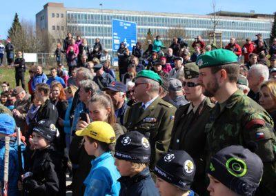 Pojmenování zimního stadionu Ludvíka Koška, Turnov, 2. 4. 2016