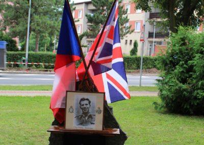 Vzpomínka na Ondeřeje Šambergera, Lubenec, 23. 7. 2016