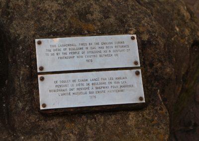 Vzpomínková cesta do Beaulieu, 1. den, 2016