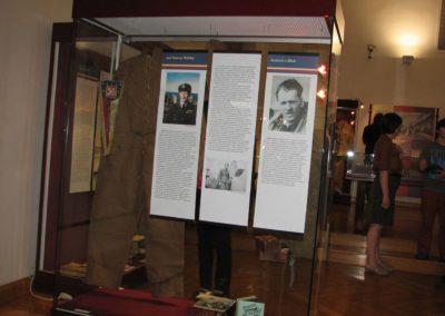 Výstava Západočeši v západním odboji, Západočeské muzeum, Plzeň, 2010
