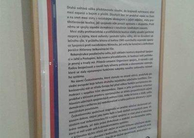 Výstava na Prahu svobody, Vítězství 1945, Akademie věd, Praha, 4. 5. 2015