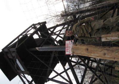 Z natáčení dokumentu Útěky Josefa Brykse, Česká televize, 2007