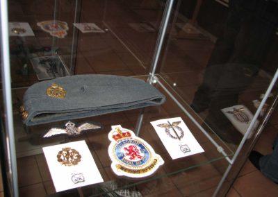Vzpomínka na letce RAF, Jihlava, 2009