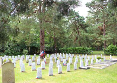 Vzpomínková cesta do Beaulieu, 4. den, 2016