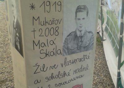 Soutěž pro děti pořádáná Františkem Bobkem z ČsOL Battlefield, Olomouc, 22. - 23. 5. 2014
