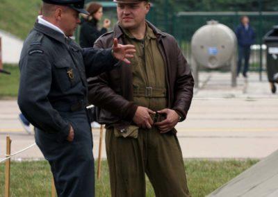 Letecký den Aviatická pouť, Pardubice, 2009