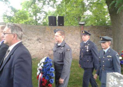 Vzpomínka na Josefa Stránského, Havlíčkova Borová, 28. 6. 2014
