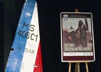 009 HistoKonference Historie křídlami malovaná, Koszalin, Polsko, 2014ria skrzydlami malowana