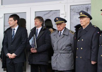 100. výročí MUDr. Karla Macháčka a pojmenování základní školy plk. MUDr. Karla Macháčka, Vlkoš, 9. 1. 2016