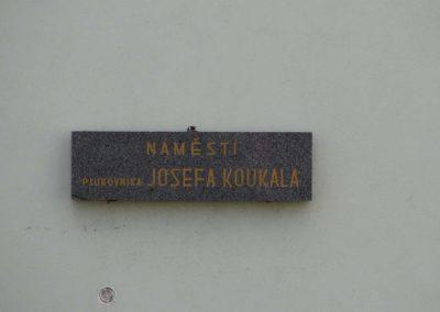 Předávání artefaktů do Muzea Josefa Koukala, Luže, 2008