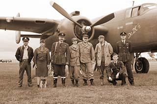 Výroční zpráva KVH 276th Sqdn. (reenacted) RAF, z.s. za rok 2016