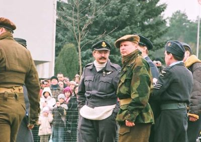 65. výročí Velkého útěku ze Stalu Luft III Sagan, Zagaň, 2009