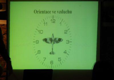 Přednáška k výročí 313. perutě RAF, Olomouc, 2. 5. 2016