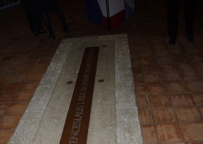 Vzpomínka na československé a polské letce RAF a Bitvu o Británii, Anežský klášter, Praha, 6. 10. 2015