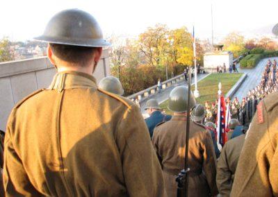 Výročí vzniku republik 28. 10. 2006, Praha