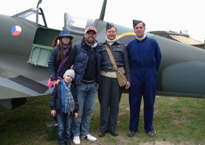 Letecký den Den ve vzduchu, Plasy, 2013