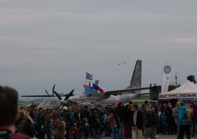 Den otevřených dveří, 21. základna Taktického letectva Zvolenská, Čáslav, 23. 5. 2015