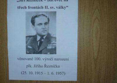 Vzpomínka na Jiřího Řezníčka, Jasenná, 25. 10. 2015