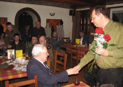 Beseda s generálem Miroslavem Štanderou, Zdice, 2008