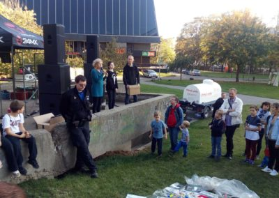 Den otevřených dveří, Kryt Folimanka, Praha 2, 14. 10. 2017