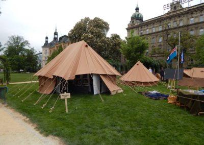 Slavnosti svobody, Oslava konce války v Evropě, Plzeň