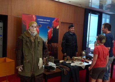 Vzpomínka na Františka Nováka, RAF a 100. výročí založení Československa
