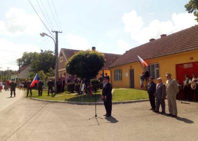 Vzpomínka na Jana Hadrávka, RAF, Horní Bukovsko