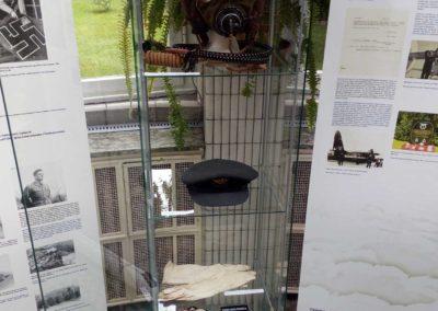 Výstava o československých letcích v RAF, vzpomínka na Arnošta Freibergera, Městské muzeum, Krnov,