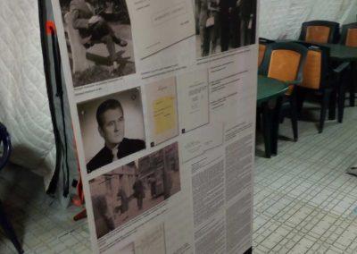 Výstava o Nebeských jezdcích, Retroměstečko, Pardubice