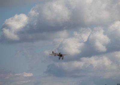 Letecký den Líně, Hangár 3, Classic Trainers